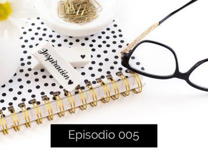 Episodio 005: Imitación vs Inspiración