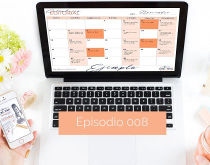 Episodio 008: Calendario Editorial