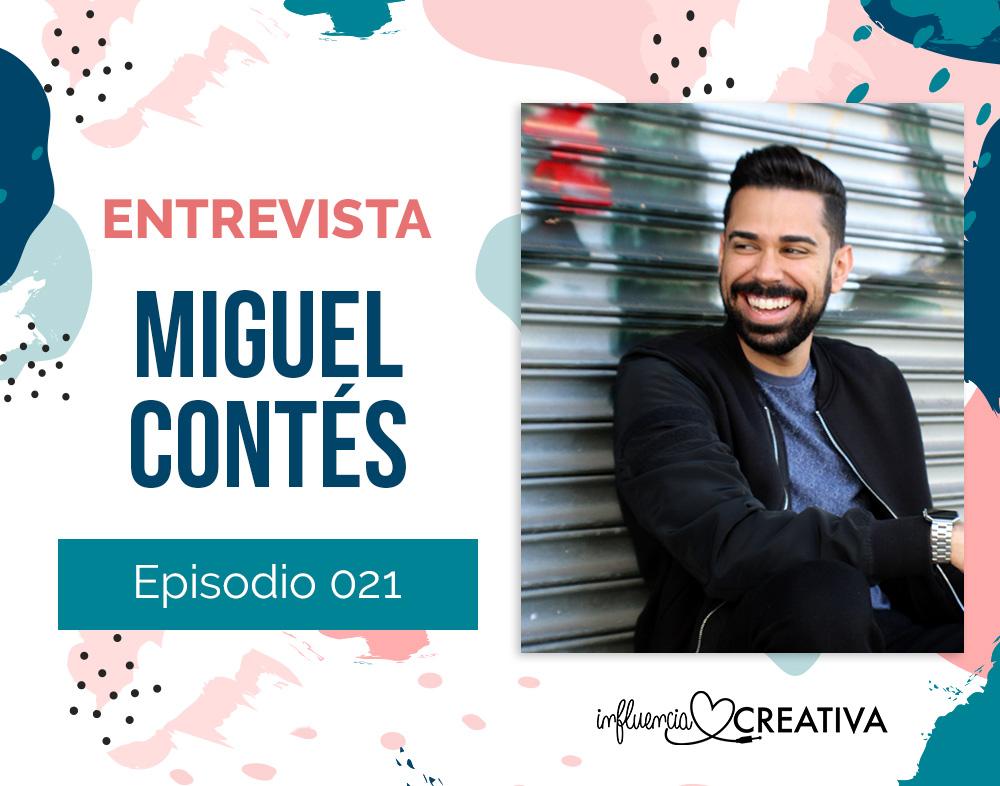 Episodio 021: Hablando con Miguel Contés de Cereal Empresarial